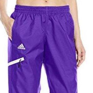 Adidas Collegiate Purple Sweatpants NWT